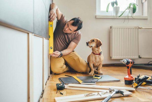 A lakásfelújításra igényelt kölcsön falakból otthont teremthet!