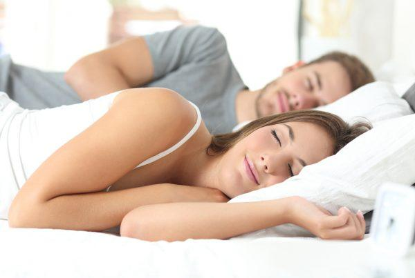 kényelmes alvás